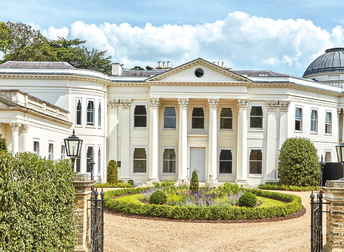 The Mansion at Sundridge Park