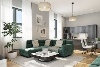 Apartment Under Offer in Factory No.1 - view 2