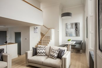Duplex Apartment For Sale in The Playfair, Donaldson's - view 3