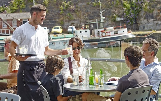 Local guide to Bristol - River Avon - City & Country