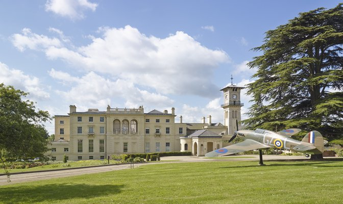 Bentley_Priory