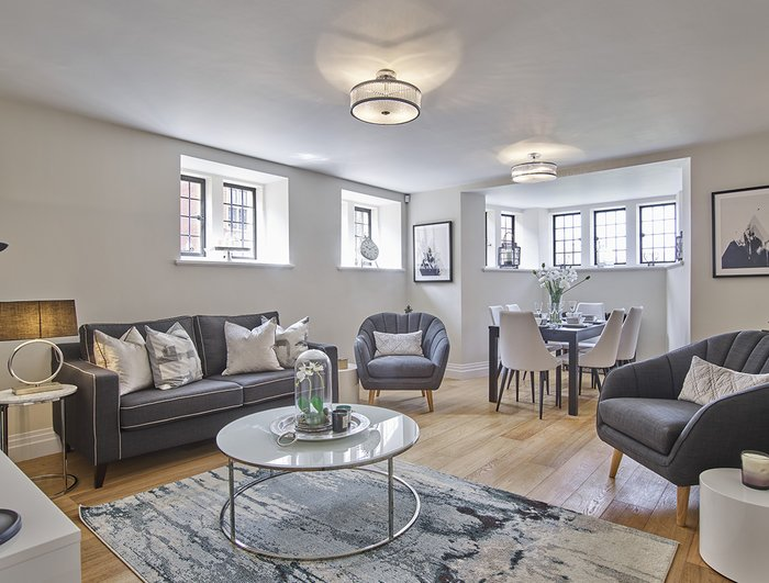 Apartment Under Offer in King Edward VII Estate - view 1
