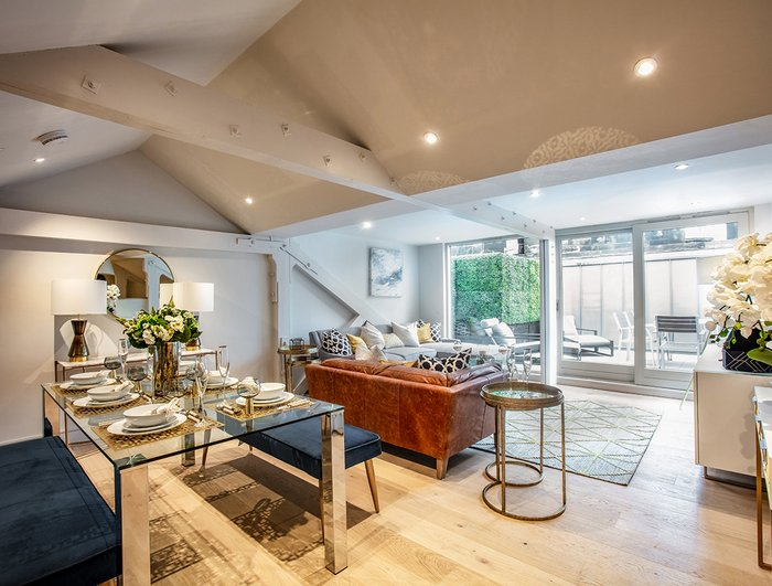 Penthouse Apartment Sold in The Playfair Donaldson's - view 1
