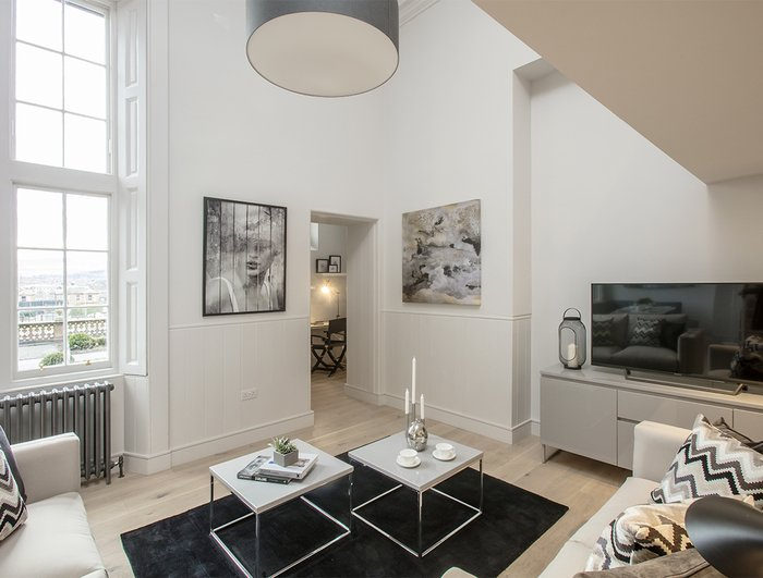Duplex Apartment For Sale in The Playfair, Donaldson's - view 1