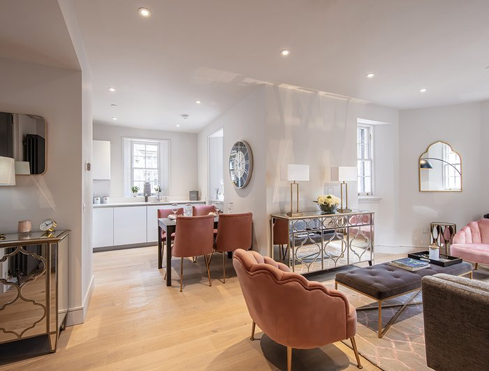 Duplex Apartment Sold in The Playfair, Donaldson's - view 1