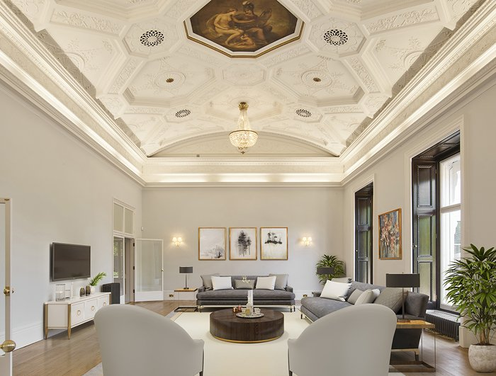 Apartment Reserved in The Mansion at Sundridge Park - view 1