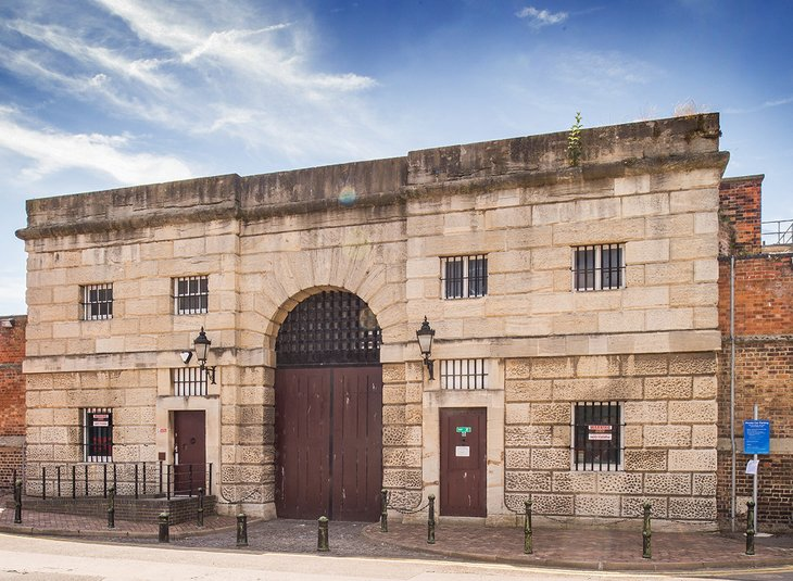 1792 The Old Gloucester Gaol