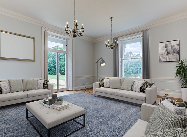 The Lind (Plot 4) - The Mansion at Sundridge Park