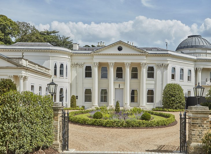 The Rochester (Plot 3) - The Mansion at Sundridge Park