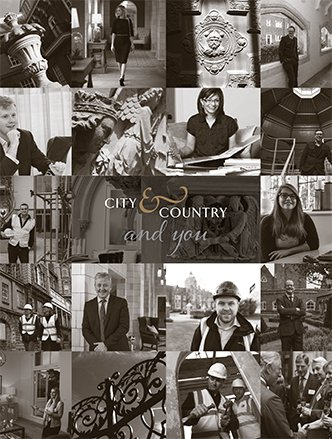 Magazine - City & Country