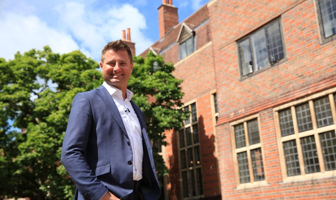 George Clarke  - City & Country Brand Ambassador