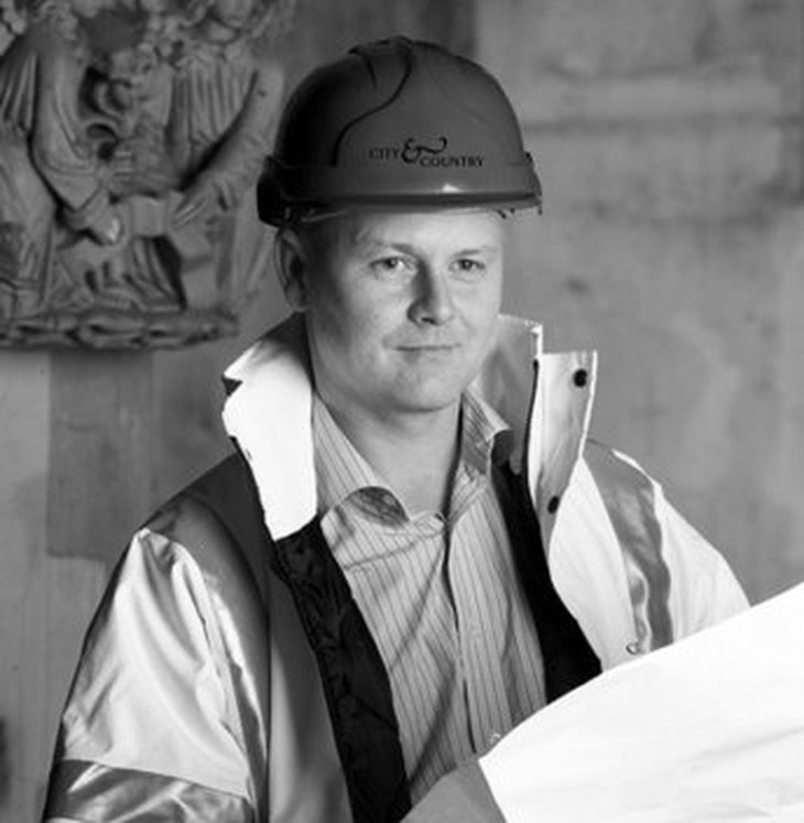 David Sargeant  - Construction Director